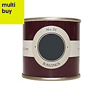 Farrow & Ball Estate Railings No.31 Emulsion paint 0.1L Tester pot
