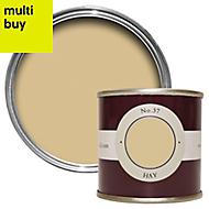 Farrow & Ball Estate Hay No.37 Matt Emulsion paint 0.1L Tester pot
