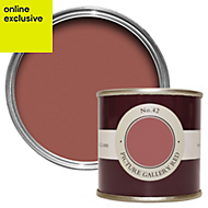 Farrow & Ball Picture Gallery Red no.42 Estate emulsion paint 0.1L Tester pot