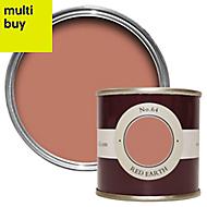 Farrow & Ball Estate Red earth No.64 Matt Emulsion paint 0.1L Tester pot