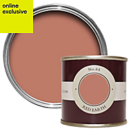 Farrow & Ball Estate Red earth No.64 Matt Emulsion paint, 0.1L Tester pot