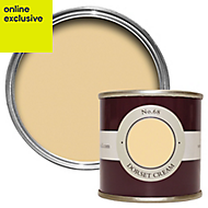 Farrow & Ball Estate Dorset cream No.68 Emulsion paint 0.1L Tester pot