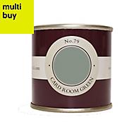 Farrow & Ball Estate Card room green No.79 Emulsion paint 0.1L Tester pot