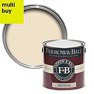 Farrow & Ball Modern New white No.59 Matt Emulsion paint 2.5L