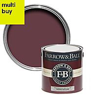 Farrow & Ball Modern Preference red No.297 Matt Emulsion paint 2.5L