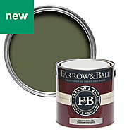 Farrow & Ball Modern Bancha No.298 Matt Emulsion paint, 2.5L