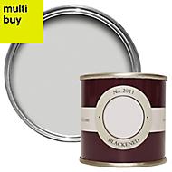 Farrow & Ball Estate Blackened No.2011 Emulsion paint 0.1L Tester pot