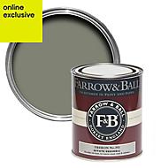 Farrow & Ball Estate Treron No.292 Eggshell Metal & wood paint, 0.75L