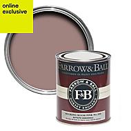 Farrow & Ball Estate Sulking room pink no.295 Matt Eggshell paint 0.75L