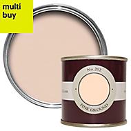 Farrow & Ball Estate Pink ground No.202 Emulsion paint 0.1L Tester pot