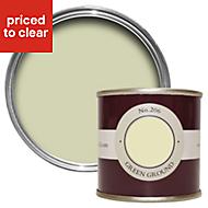 Farrow & Ball Green Ground no.206 Matt Estate emulsion paint 0.1L Tester pot