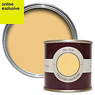 Farrow & Ball Yellow Ground no.218 Estate emulsion paint 0.1L Tester pot