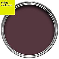 Farrow & Ball Estate Brinjal No.222 Emulsion paint, 0.1L Tester pot