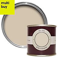 Farrow & Ball Estate Joa's white No.226 Emulsion paint 0.1L Tester pot