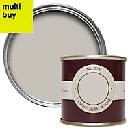 Farrow & Ball Estate Cornforth white No.228 Emulsion paint 0.1L Tester pot