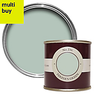 Farrow & Ball Estate Teresa's green No.236 Emulsion paint 0.1L Tester pot