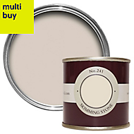 Farrow & Ball Estate Skimming stone No.241 Emulsion paint 0.1L Tester pot