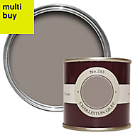 Farrow & Ball Estate Charleston gray No.243 Emulsion paint 0.1L Tester pot