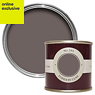 Farrow & Ball Estate London clay No.244 Emulsion paint, 0.1L Tester pot