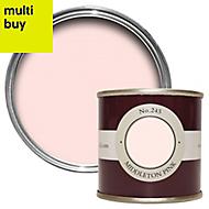 Farrow & Ball Estate Middleton pink No.245 Emulsion paint 0.1L Tester pot
