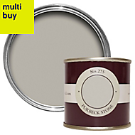 Farrow & Ball Estate Purbeck stone No.275 Emulsion paint 0.1L Tester pot