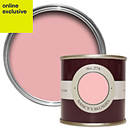 Farrow & Ball Nancy's Blushes no.278 Estate emulsion paint 0.1L Tester pot