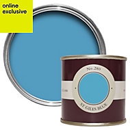 Farrow & Ball St Giles Blue no.280 Estate emulsion paint 0.1L Tester pot
