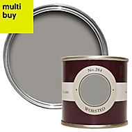 Farrow & Ball Estate Worsted No.284 Emulsion paint 0.1L Tester pot