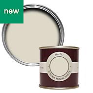 Farrow & Ball School house white no.291 Matt Emulsion paint 0.1L Tester pot