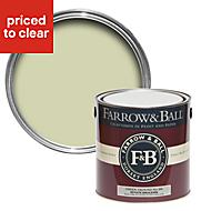 Farrow & Ball Green Ground no.206 Matt Estate emulsion paint 2.5L