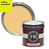 Farrow & Ball Yellow Ground no.218 Matt Estate emulsion paint 2.5L