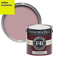 Farrow & Ball Estate Cinder rose No.246 Matt Emulsion paint, 2.5L