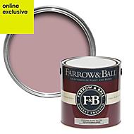 Farrow & Ball Cinder Rose no.246 Matt Estate emulsion paint 2.5L