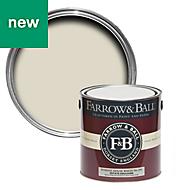 Farrow & Ball Estate School house white no.291 Matt Emulsion paint 2.5L