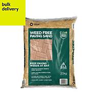Tarmac Weed Free Paving sand, 20kg Bag