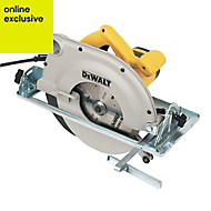 DeWalt 1750W 240V 235mm Circular Saw D23700-GB