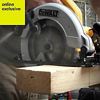 DeWalt 1350W 110V 184mm Circular saw DWE560-LX