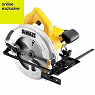 DeWalt 1350W 110V 184mm Circular saw DWE560-LX