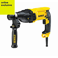 DeWalt 800W 240V Corded SDS plus Brushed SDS plus drill D25133K-GB