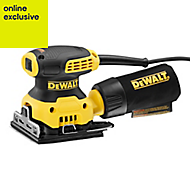 Dewalt 240V Corded 230W 1/4 Sheet sander DWE6411-GB