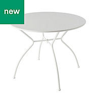 Vernon Metal 4 seater Table