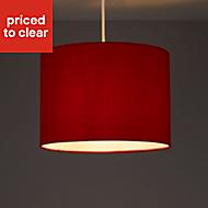 Colours Fairbank Strawberry Light shade (D)280mm