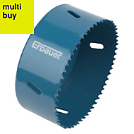 Erbauer Bi-metal Holesaw (Dia)102mm