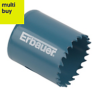Erbauer Bi-metal Holesaw (Dia)40mm