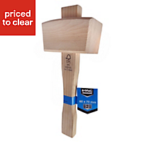 Mac Allister Wood Mallet