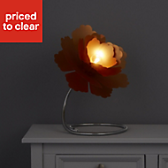 Paloma Paloma Copper effect Incandescent Table lamp