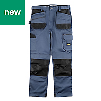 "Site Jackal Grey Men's Trousers, W38"" L32"""