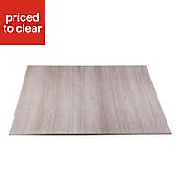 Beldray Reversible Slate & stone Laminate Back panel (W)930mm