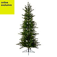 6ft 10in Glenwood Spruce Artificial Christmas tree
