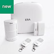 ERA Wireless Detects Motion & Entry Homeguard Pro Smart Wireless Alarm Starter Kit